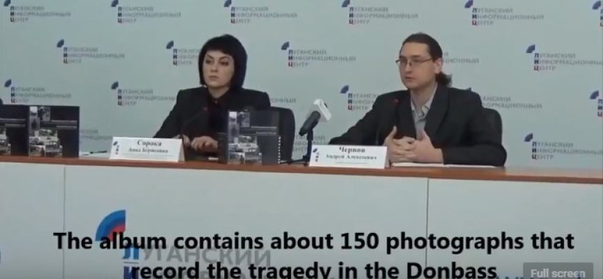 War Crimes in LNR and DNR-The Unannounced War