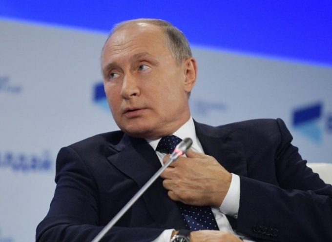 Striking a Strategic Balance – Putin's Preventive Response