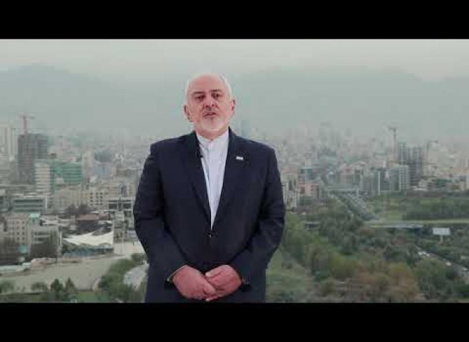 Iranian Foreign Minister Javad Zarif's Declaration on Trump Sanctions (MUST SEE!)
