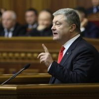 Petro Poroshenko and the Start of the Penultimate Stage