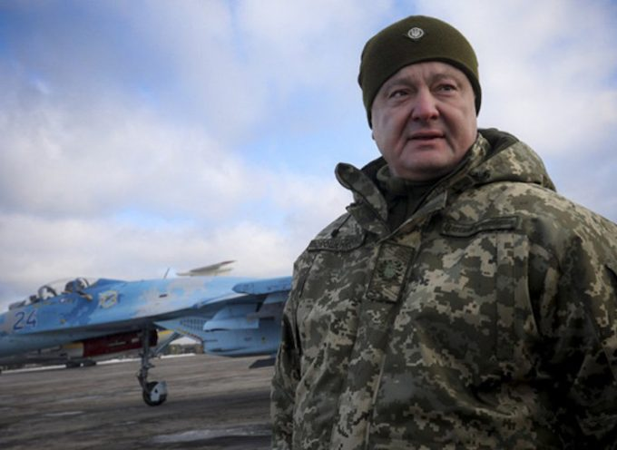Brave Poroshenko – the Worse It Is for Him, the More Dangerous He Is For Others