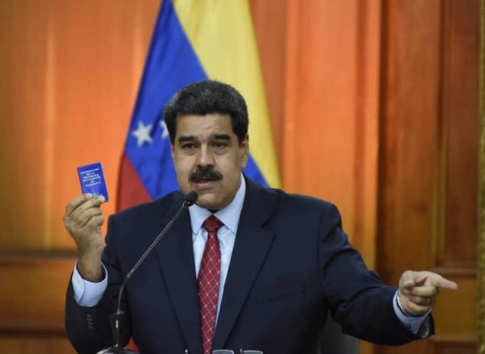 "America to Venezuela – ""Your Money AND Your Life!"""