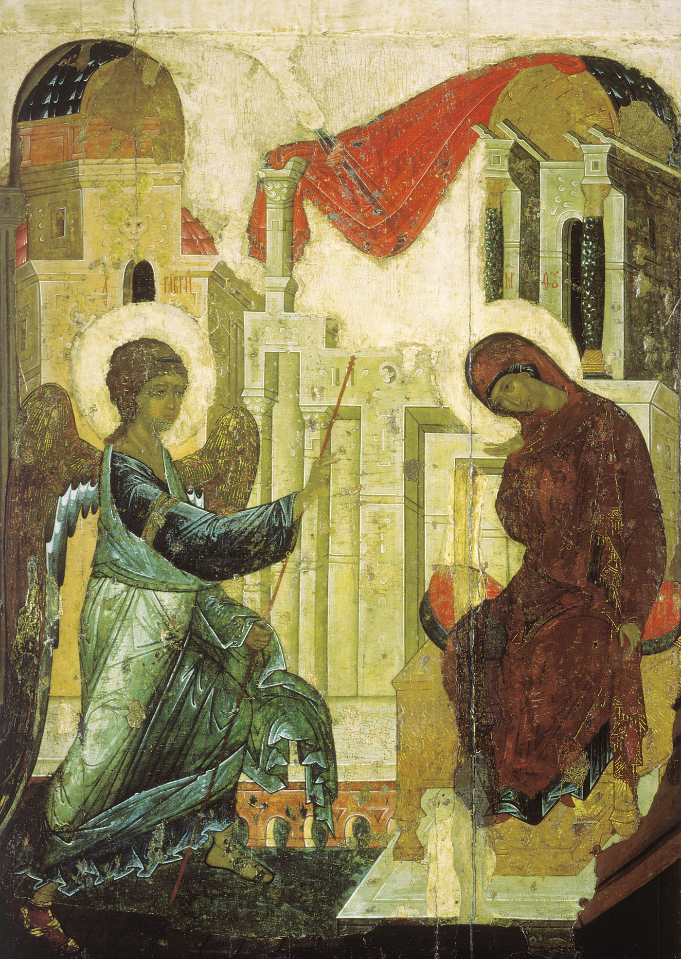 Feast of the Annunciation, April 7th