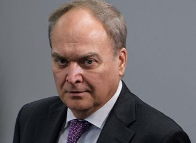 Russian Ambassador Antonov Believes Mutual Relations Ruined DESPITE Goodwill of Average Americans
