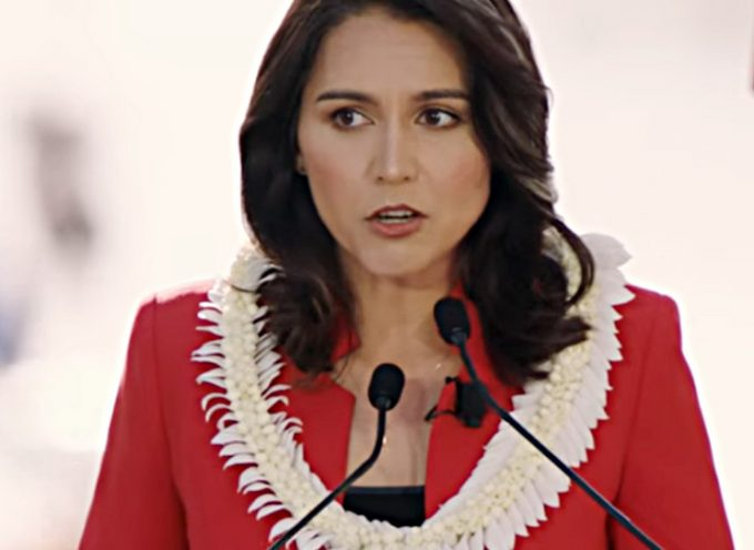 Tulsi Gabbard now and then
