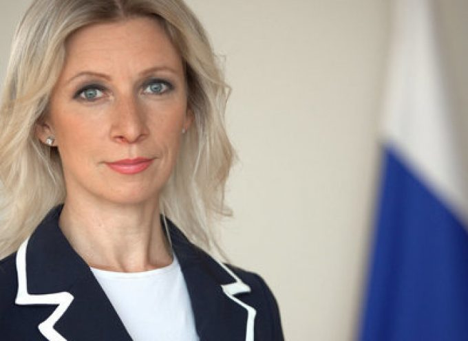"Zakharova on Mueller Report: Western Journalists Are ""Riff-Raff"" Totally to Blame For Russia Hoax!"