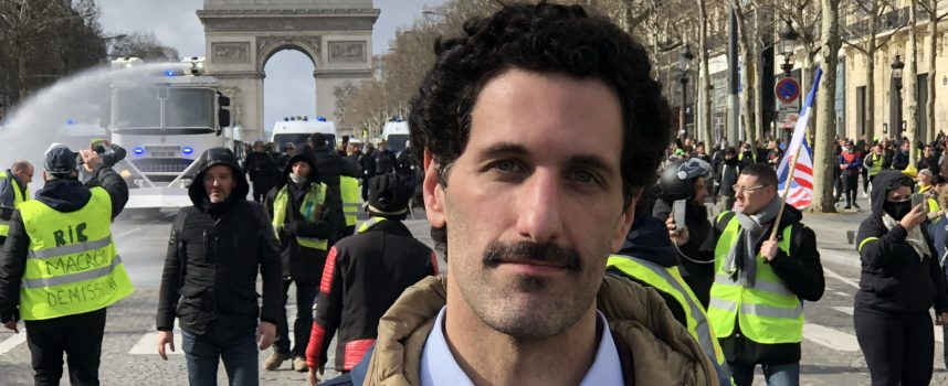 A French cop on why French cops will never join the Yellow Vests