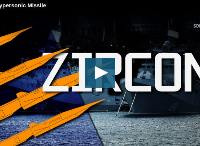 Russia's Zircon Hypersonic Missile Challenges US Naval Dominance