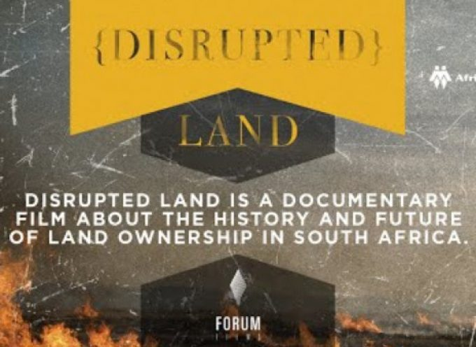 Disrupted Land Documentary