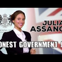 Honest Government Ad | Julian Assange (hilarious video!)