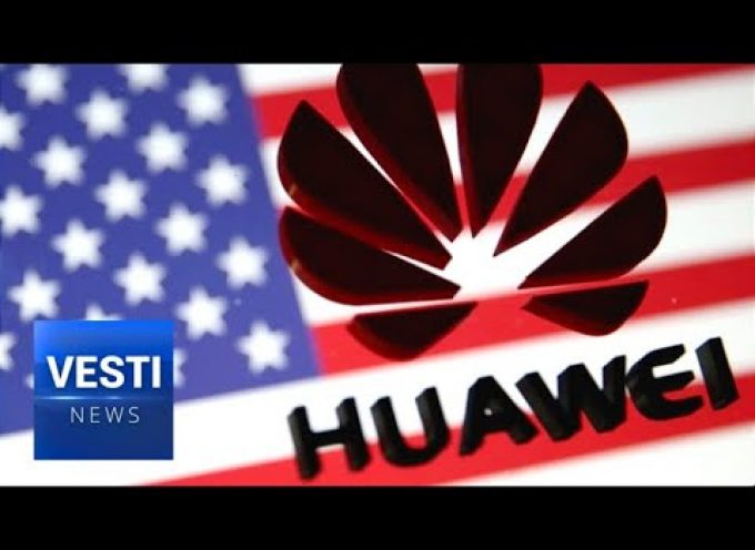 Kiselev: Huawei Ban PROOF That US Can Shut Down Internet, Cripple World Mobile Network!