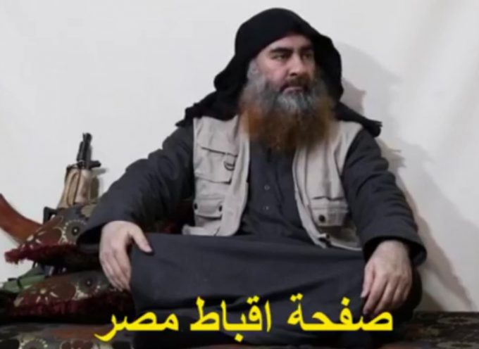 Abū Bakr al-Baghdadi latest video: an English language transcript