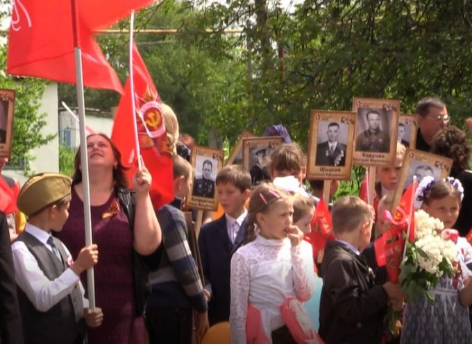 Victory Day 2019 in Lugansk People's Republic (updated)