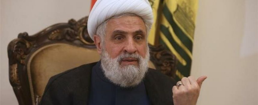 US plots in Middle East will not succeed, top Hezbollah official says