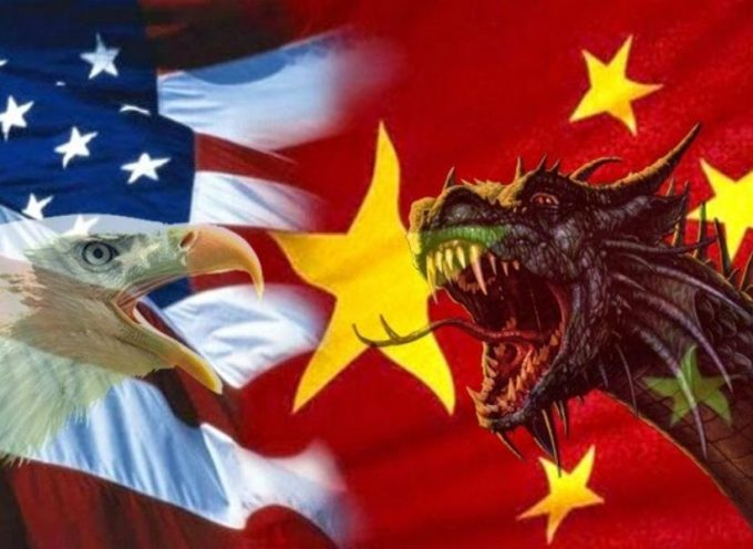 Are Trump Tariffs the Wake Up Call China Needs to Stop Subsidizing the US, Unchain the Yuan, and Bury the Dollar?