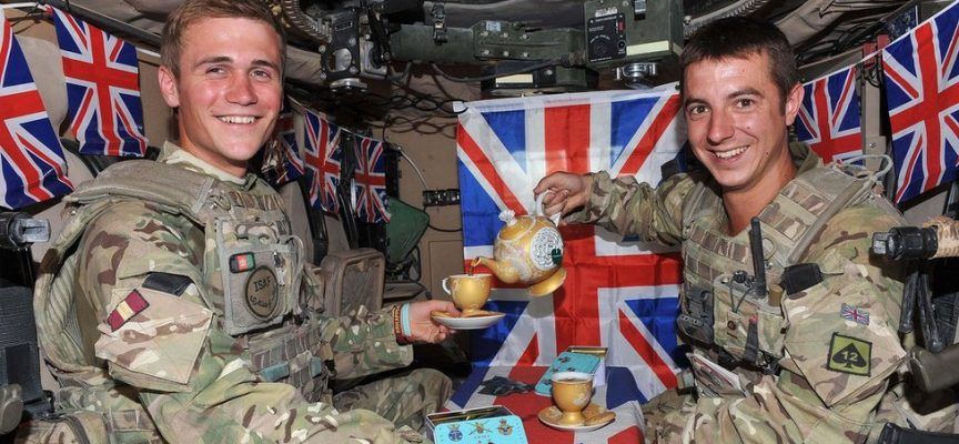 "The British Army and the ""Extreme Right Wing"""