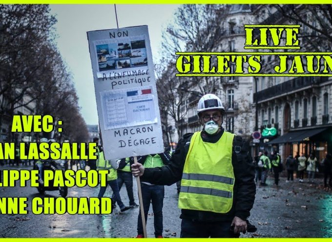 The last news about the Gilets Jaunes