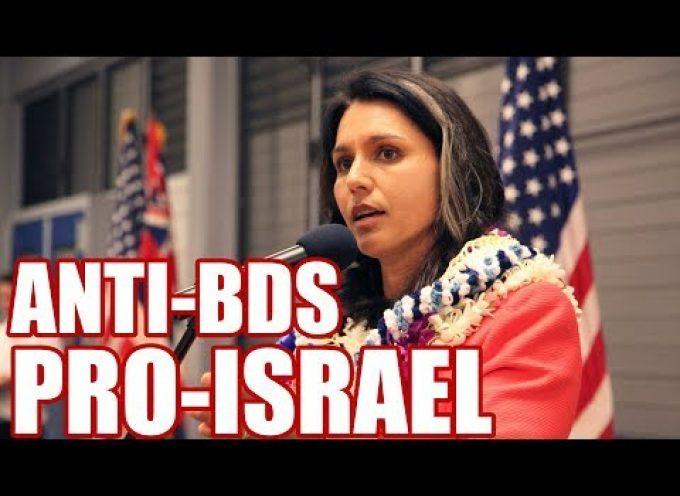 'Progressives' Vote AGAINST BDS