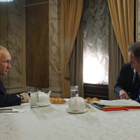 President Putin's Interview with Oliver Stone