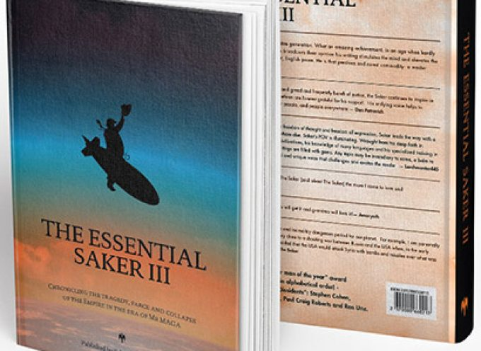 The Essential Saker III – epub or pdf now on free download