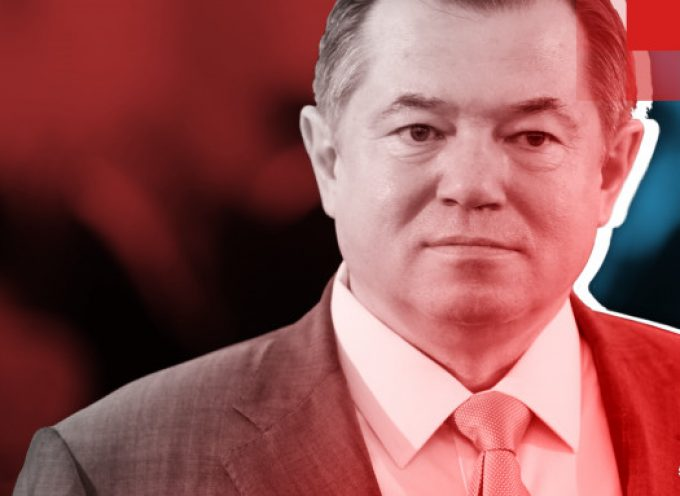 What does Putin's staffing decision vis-à-vis Glazyev mean