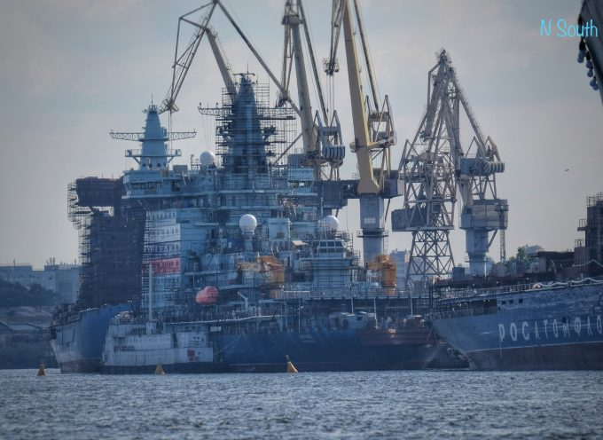 Part 2 – The Arctic icebreakers, FONOPs and capability saga