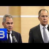 Lavrov and Shoygu Hold Press Conference Over New Syria Deal, Verbally Spar With Rude Journalists!