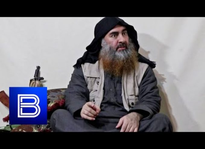 BREAKING: Al-Baghdadi Killed Again! US Claims ISIS Leader Dead, Russia Very Skeptical!