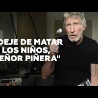 Roger Waters expresses his support for the Chilean demonstrators