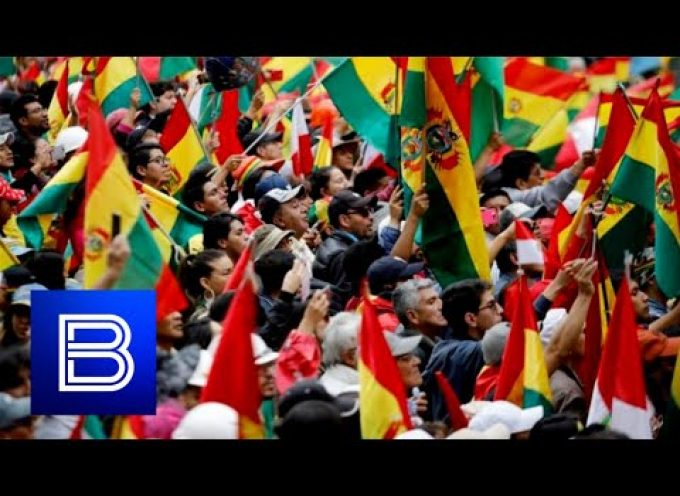 Presidential Press Secretary Peskov: Bolivia Was An Orchestrated Coup to Overthrow Morales!