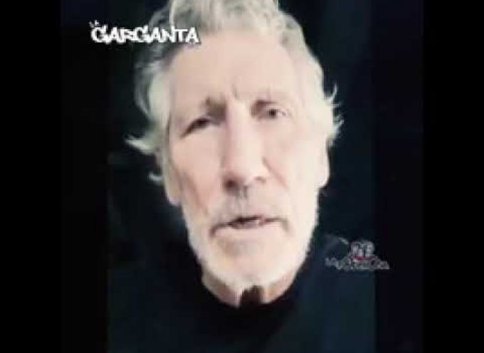 Roger Waters' poignant message to Evo Morales