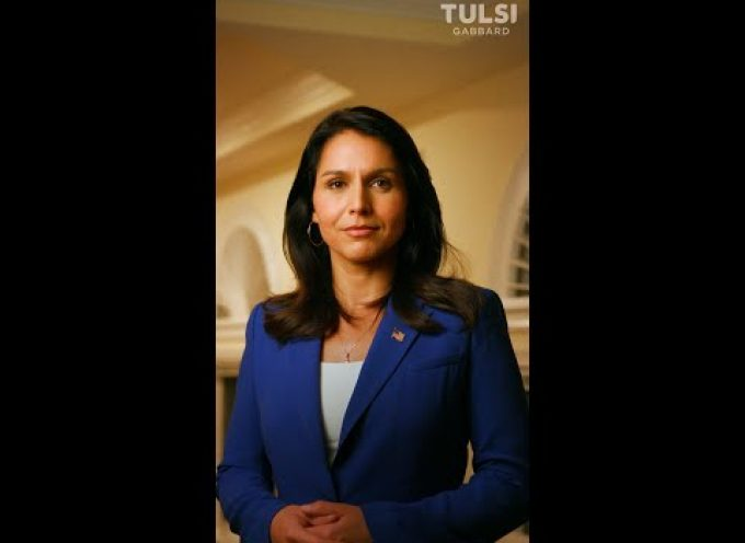 Tulsi on Impeachment: A house divided cannot stand