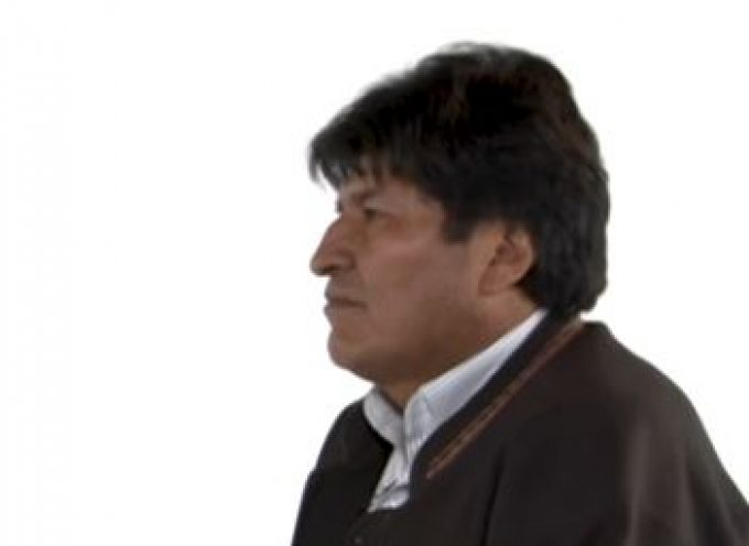 Glenn Greenwald's Exclusive Interview With Evo Morales in Mexico City