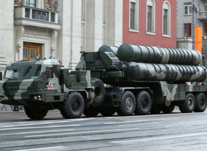 Exceeded expectations: the Turks tested the S-400