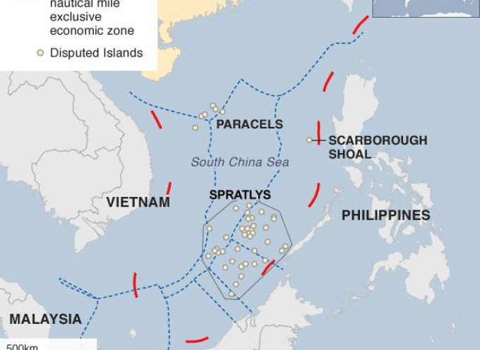 Let Be Honest About Paracel Islands And Spratly Islands