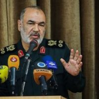 IRGC Chief on Ain al-Assad missile attack/accidental downing of Ukrainian aircraft