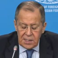 Sergey Lavrov on the causes of turbulence in modern international politics