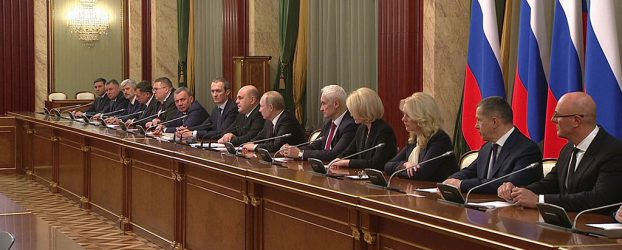 The new Russian government: a much needed evolution but not a revolution