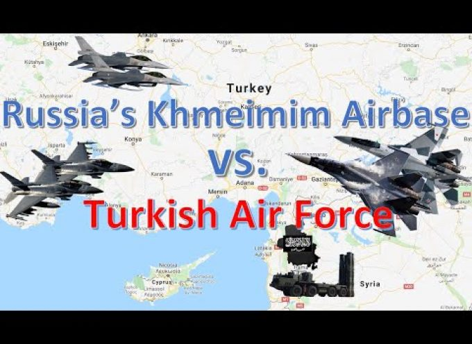 One Russian Airbase Could Take Down Turkey's Entire Fighter Fleet?