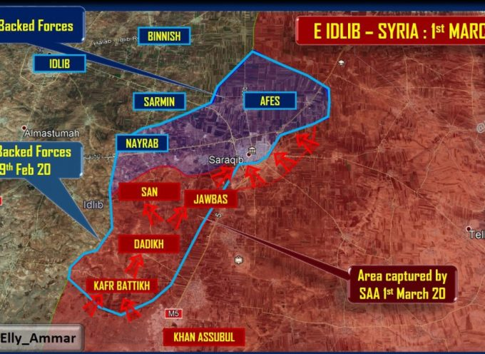 Turkey vs Syria SITREP