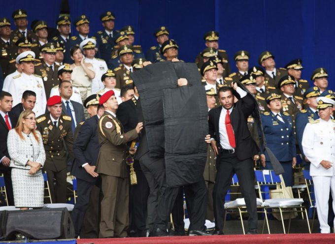 Ex-Green Beret led failed attempt to oust Venezuela's Maduro
