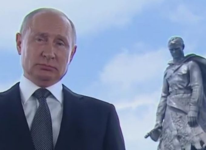 Putin's Address to the Nation Ahead of the Vote on Amendments to Russia's Constitution – 77.92% support!
