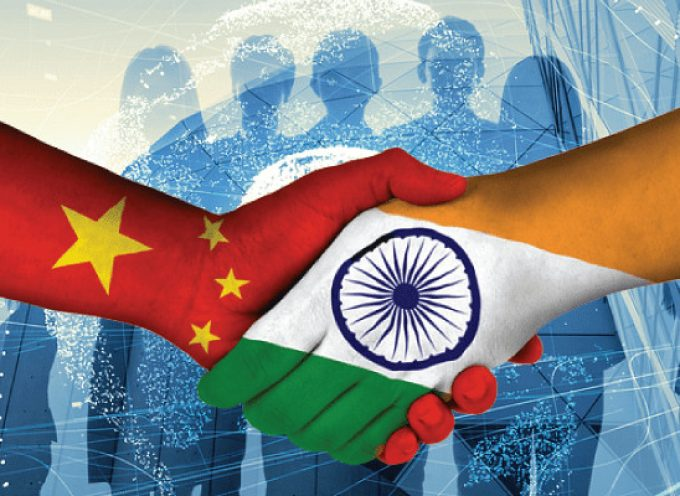 The cause of tension between China and India