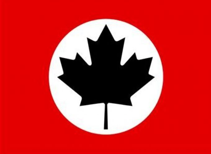 Canada today slipped beneath the waves, like the Titanic, but into deep dictatorship.
