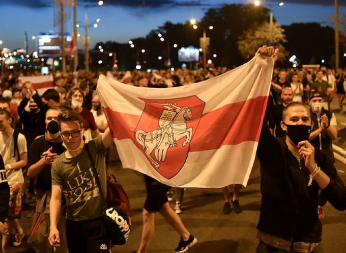 Poland Coordinates Protests in Minsk. Why Russia Needs Runet as an Information Shield