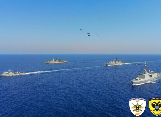 Another warm summer in East Med – August update