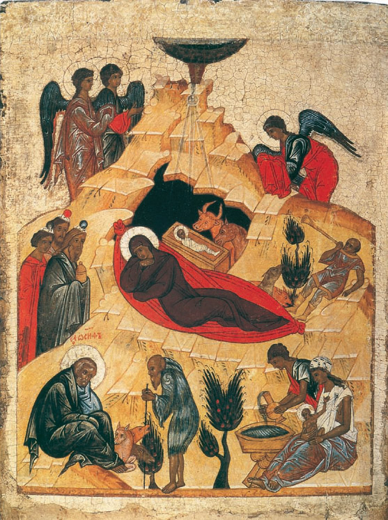 Nativity of our Lord January 7th