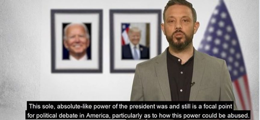 How 'Office of the US President' developed 'Imperial Power': TV Report