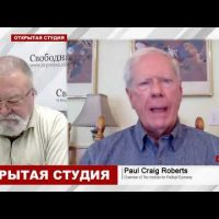 "Interview of Paul Craig Roberts with Russia's ""Free Press"""
