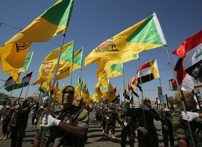 Iraq's Hezbollah: 'We have entered Quds equation announced by Nasrallah': Report